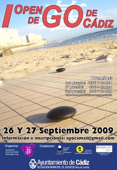 I Open de Go de Cádiz